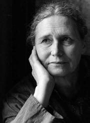 Photo of Doris Lessing