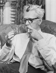 Photo of James Thurber