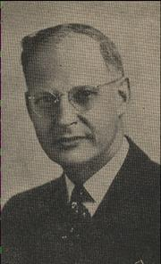 Photo of Walter L. Wilson