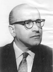 Photo of José Gaos