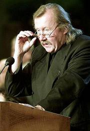 Photo of Peter Sloterdijk
