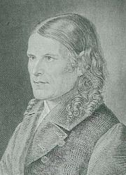 Photo of Friedrich Rückert