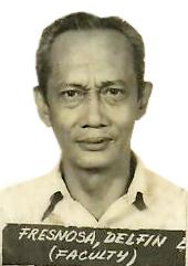 Photo of Delfin Fresnosa