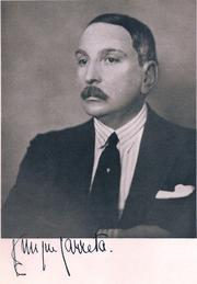 Photo of Enrique Larreta