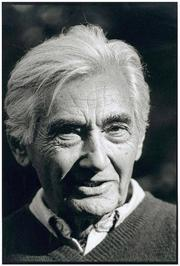 Photo of Howard Zinn
