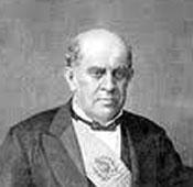 Photo of Domingo Faustino Sarmiento