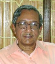 Photo of Basudeb Chattopadhyay