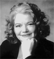 Photo of Molly Ivins