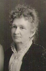 Photo of Frances Cook Steen