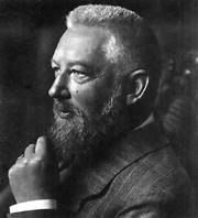 Photo of Wilhelm Ostwald