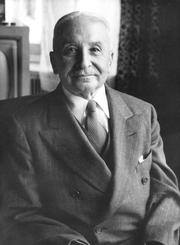 Photo of Ludwig von Mises