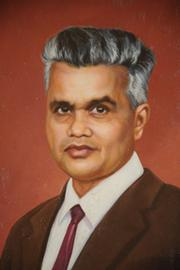 Photo of Pandarinath Bhuvanendra Janardhan