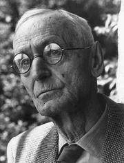 Photo of Hermann Hesse
