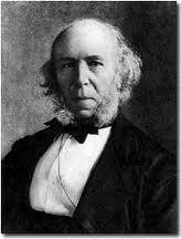Photo of Herbert Spencer