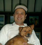 Photo of Eka Budianta