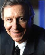 Photo of Anthony Giddens
