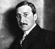 Photo of Stefan Zweig