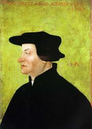 Photo of Ulrich Zwingli