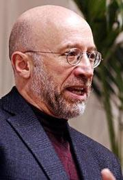 Photo of Tony Judt