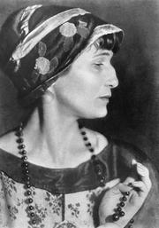 Photo of Anna Akhmatova