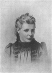 Photo of Annie Wood Besant