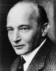 Photo of Robert Musil