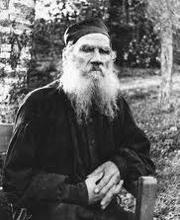 Photo of Lev Nikolaevič Tolstoy