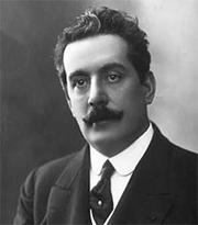 Photo of Giacomo Puccini