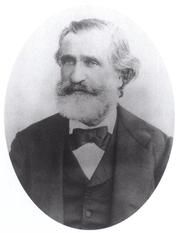 Photo of Giuseppe Verdi