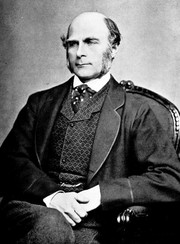 Photo of Sir Francis Galton