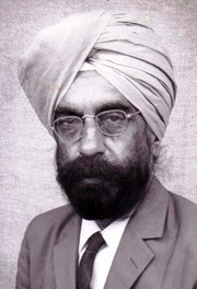 Photo of Sant Singh Sekhon