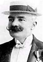 Photo of Emilio Salgari