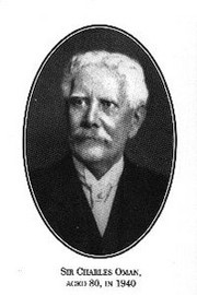 Photo of Charles William Chadwick Oman