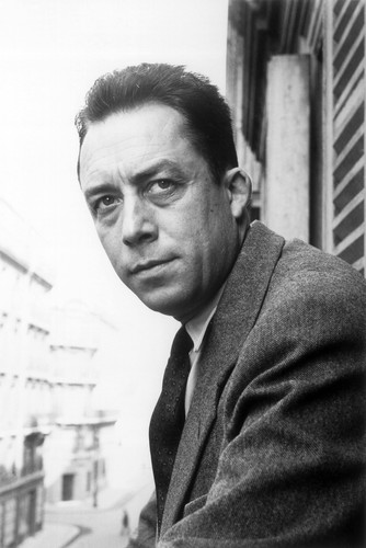 Photo of Albert Camus