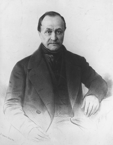 Photo of Auguste Comte