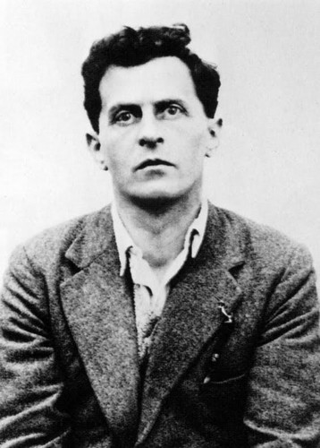 Photo of Ludwig Wittgenstein