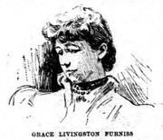 Photo of Grace Livingston Furniss