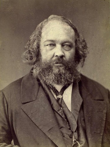 Photo of Mikhail Aleksandrovich Bakunin