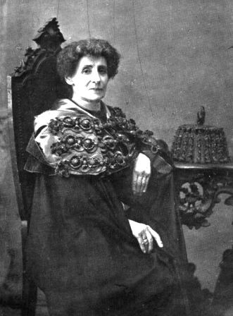 Photo of Carolina Michaëlis de Vasconcellos