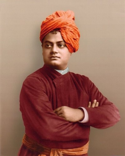 Photo of Vivekananda
