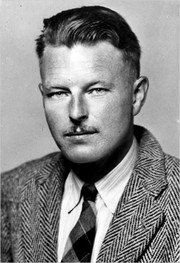 Photo of Malcolm Lowry