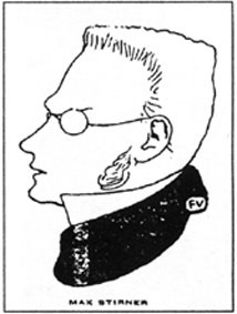 Photo of Max Stirner