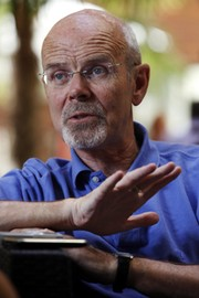 Photo of Philip Pettit