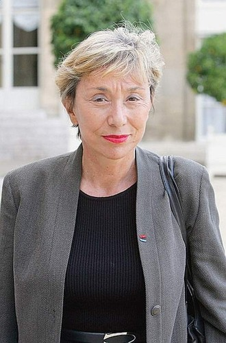 Photo of Julia Kristeva