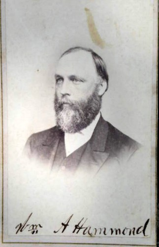 Photo of William Alexander Hammond