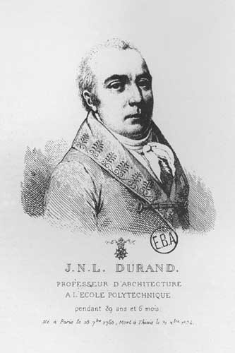 Photo of Jean-Nicolas-Louis Durand