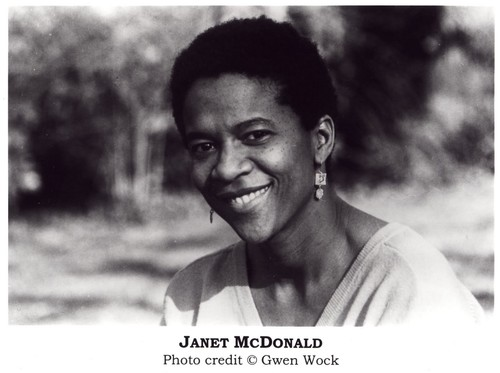 Photo of Janet McDonald