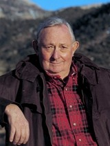 Photo of Tony Hillerman