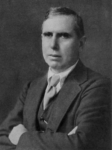 Photo of Theodore Dreiser
