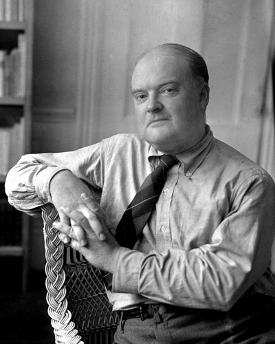 Photo of Edmund Wilson